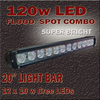 LED Light Bar 120W